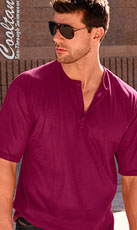 Men Henley Shirts